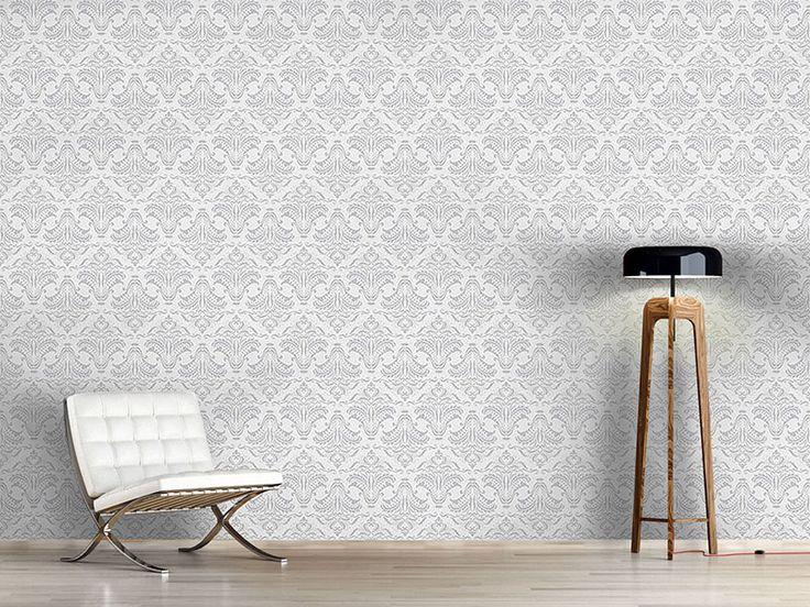 die besten 78 ideen zu damast tapete auf pinterest flur. Black Bedroom Furniture Sets. Home Design Ideas