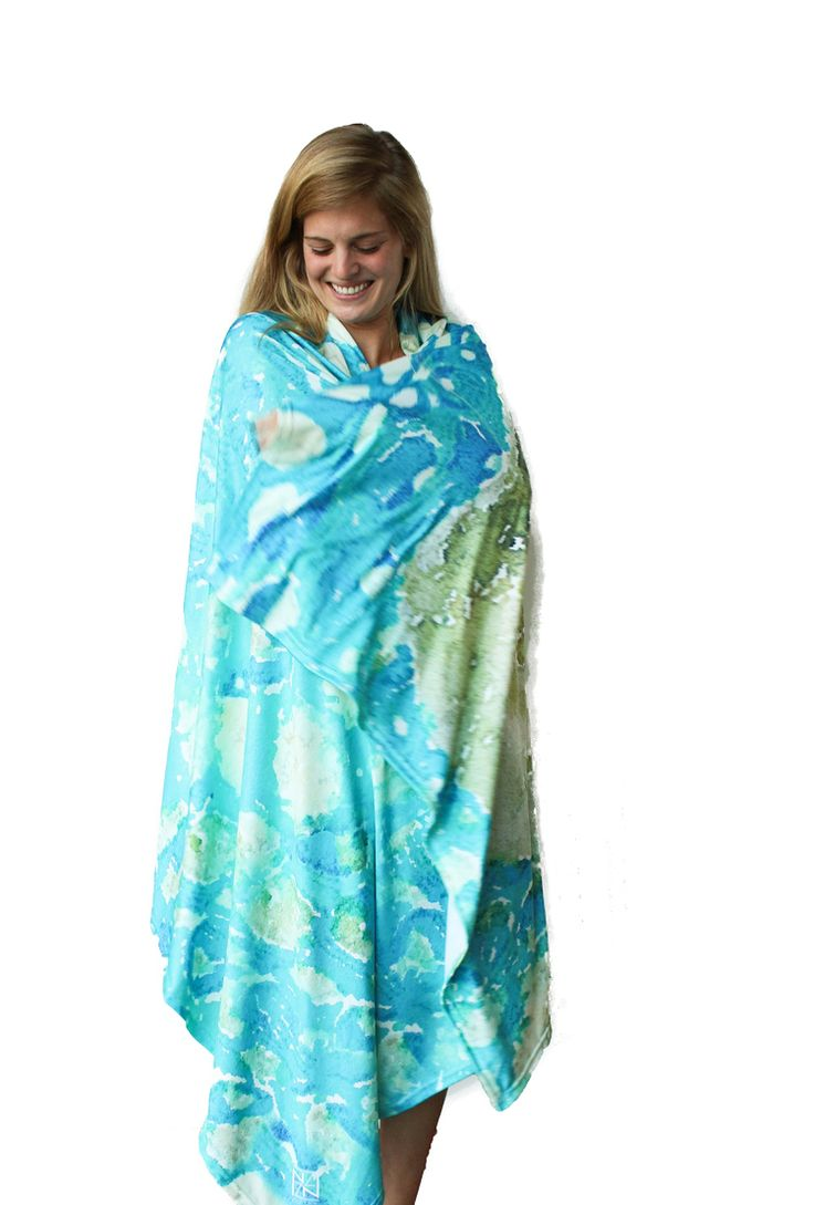 Zags Oyster Net Blanket - Holly & Brooks