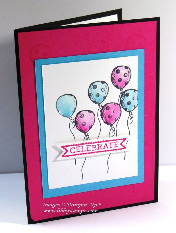 Monday Makes meets  Sketched Birthday Stamp set – Sketched Birthday Card – Melon Mambo, Bermuda Bay, Basic Black and Whisper White Big Shot – Bitty Banners Framelits Ink – Tuxedo Memento Ink Pad (coming July 1st) Markers - Melon Mambo and Bermuda Bay