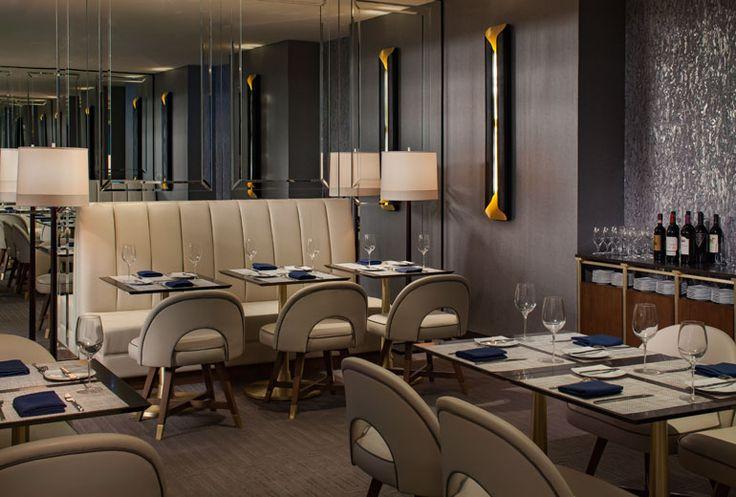 Amuse Private Dining Area - Le Méridien Philadelphia