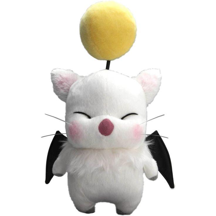 Final Fantasy XIV Moogle Kuplu Kopo Plush Figure - Radar Toys