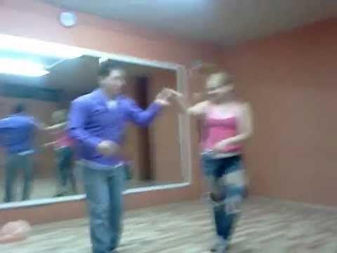 Clases de Baile Cumbia tejana 8180148536 - YouTube