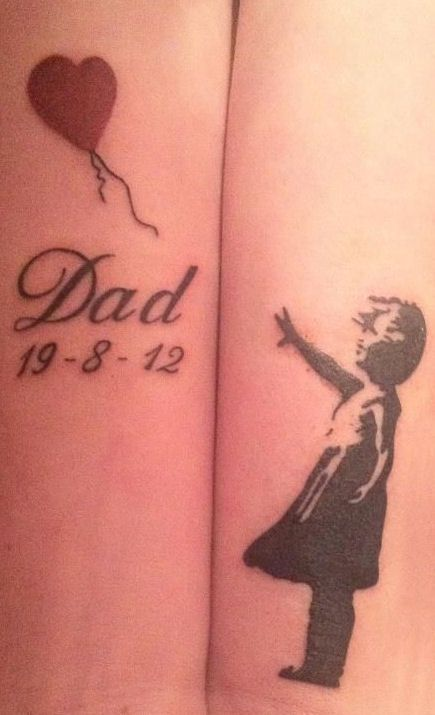 Great Memorial Tattoo