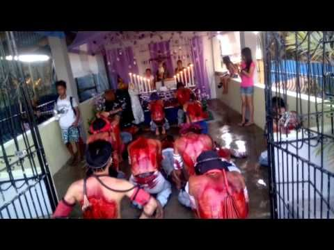 Religion: Easter Sunday in the Philippines (wtf is WRONG w/ people?)
