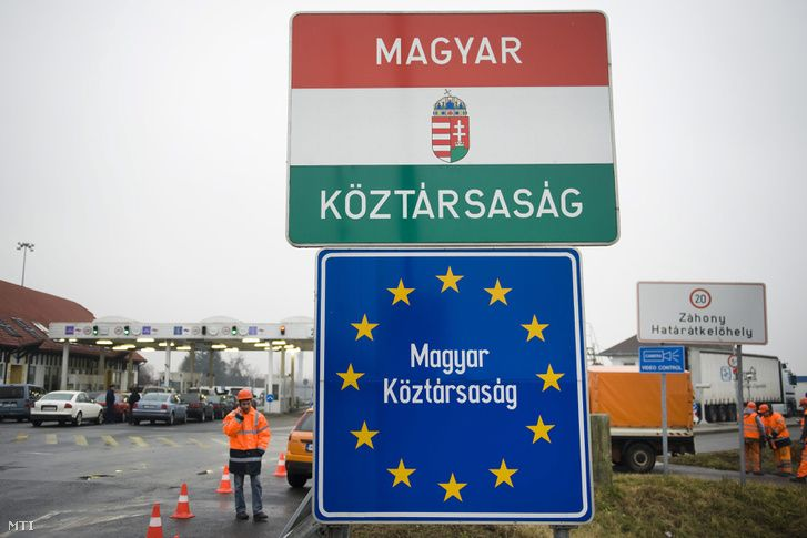 uniós határellenőrzés