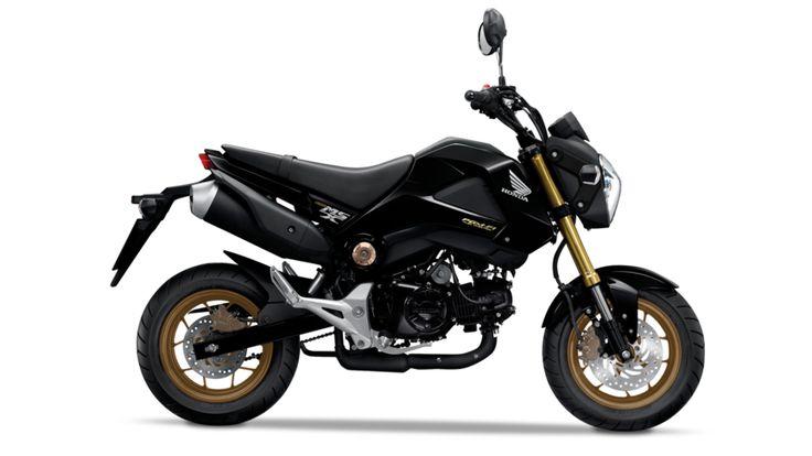 80 000 Kč, Technické údaje – MSX125 – 125ccm – Řada – Motocykly – Honda