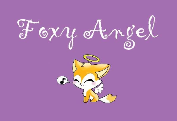 Foxy Angel brand ID