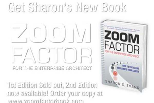 Zoom Factor Book Update, architect career, architect book, Enterprise architect, enterprise architect career, zoom factor, Enterprise Architecture, abbreviated.