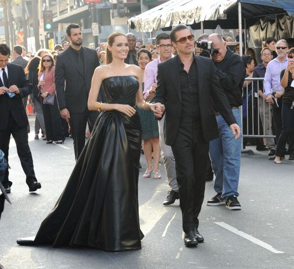 Brad and Angelina at LA Premiere of Maleficent - 28 May 2014
