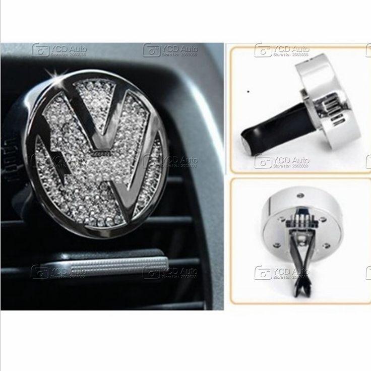Voiture De Parfum Clips Siège Liquide Désodorisant Pour Voiture Auto Kit Auto Intérieur Accessoires Décoration Tout Le Logo De Voiture De Voiture Couvre