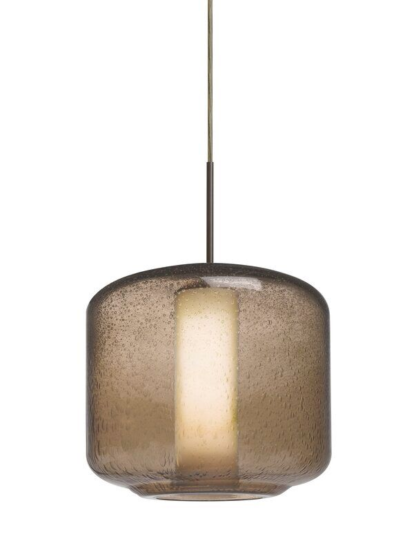 Spero 1 Light Single Drum Pendant In 2020 Drum Pendant Light Metal Shades
