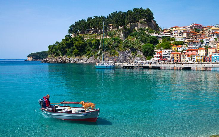 Located on the west coast of Greece, Parga is a picture perfect getaway, with great beaches, a wonderful town, a Venetian castle and much more.