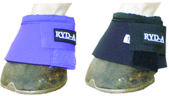 Ashbree Saddlery - Ryd-a Neoprene Bell Boots, $17.95 (http://www.ashbree.com.au/horse-gear/boots-bandages/bell-boots-overreach/ryd-a-neoprene-bell-boots/)