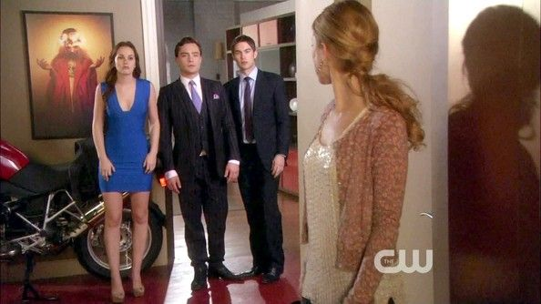 Ed Westwick Photos: Gossip Girl Season 5 Episode 22