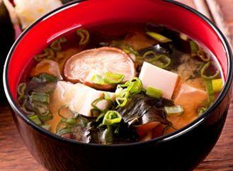 Japonský recept pro zdraví a dlouhověkost – miso polévka   Nazeleno.cz