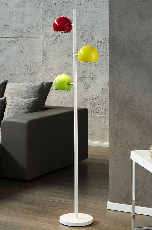 Retro bolspots colore | Vloerlampen | Design meubels, Retro verlichting & cadeaushop, Space Age new vintage