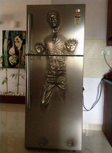 Best fridge ever.