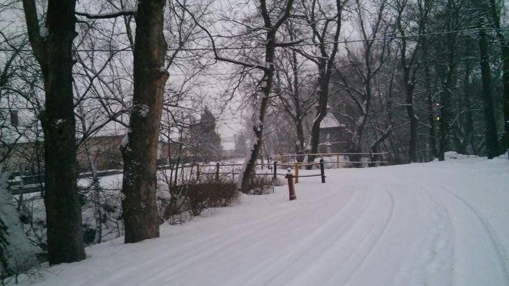 Zima už došla 💙💙