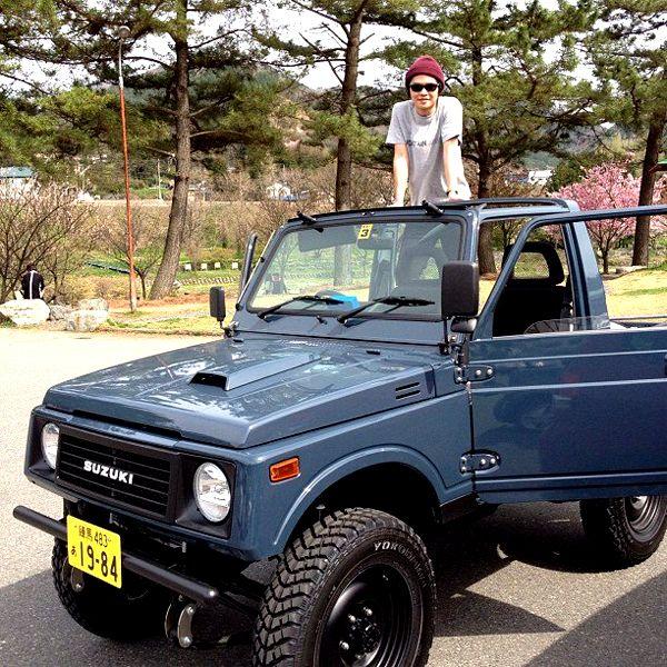 ≪NO.0125≫  ・ニックネーム  ジョンソン       ・メーカー名、車種、年式  SUZUKI JIMNY JA11改 1992     ・アピールポイント  1992年製のジムニーを、エンジン、駆動系、塗装、内装など、徹底的にレストアしました。  ジムニーというクルマを自分なりに解釈し理想的な物に仕上げました。