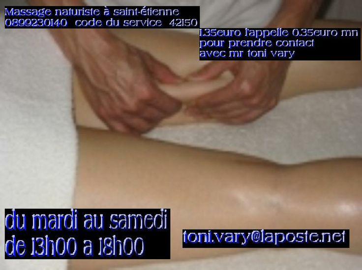 massage naturiste saint etienne Villenave-dOrnon