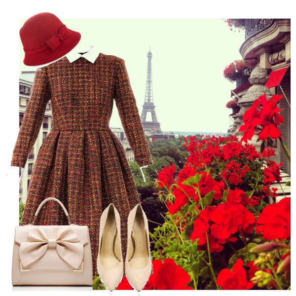 """Je m'appelle fashion :)"" by madlene-137 on Polyvore"