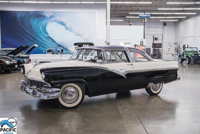 Classic 1956 Ford Crown Victoria For Sale 2423984 37 950 Mount Vernon Washington Total Documented Restoration 292 Th Crown Victoria For Sale Ford Victoria