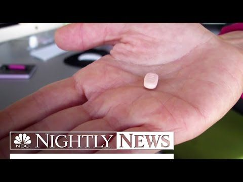 NBC News: Is This 'Little Pink Pill' The Viagra For Women? | NBC Nightly News