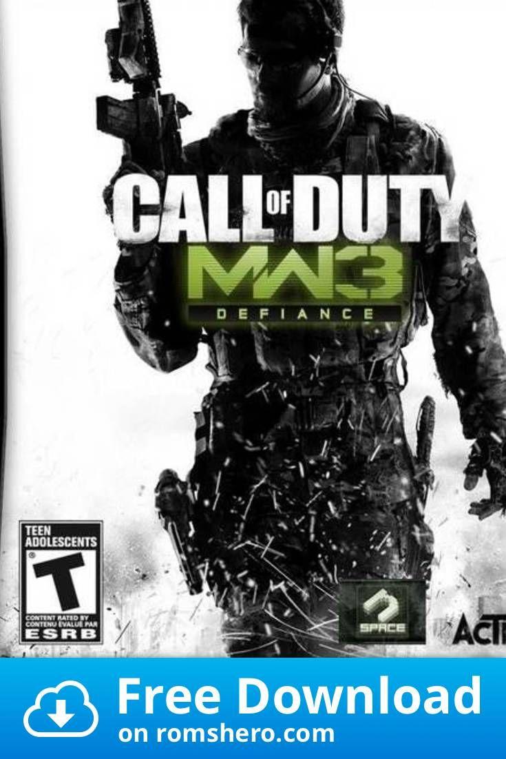 Download Call Of Duty Modern Warfare 3 Defiance Nintendo Ds Nds Rom Call Of Duty Nintendo Ds Modern Warfare