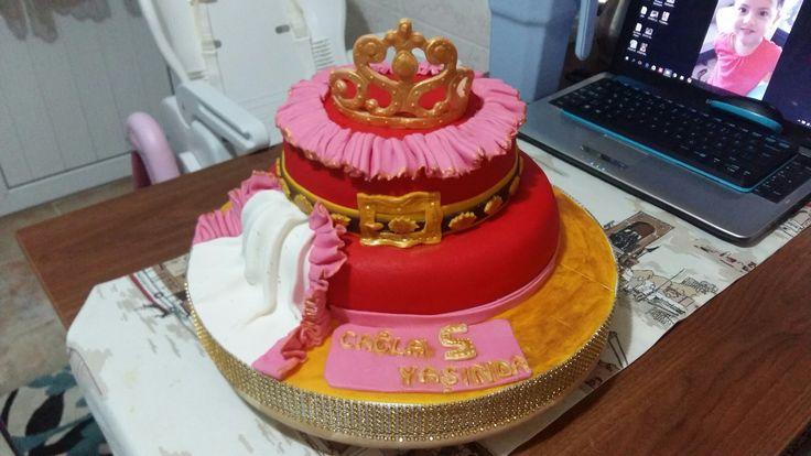#princesselenacake #sugararts  #elenaofavolar #partygirl #disneyprincess