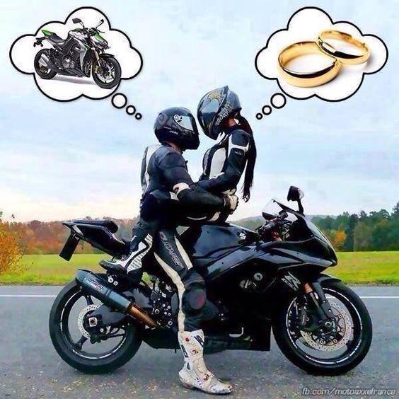 hot girls and sport bike
