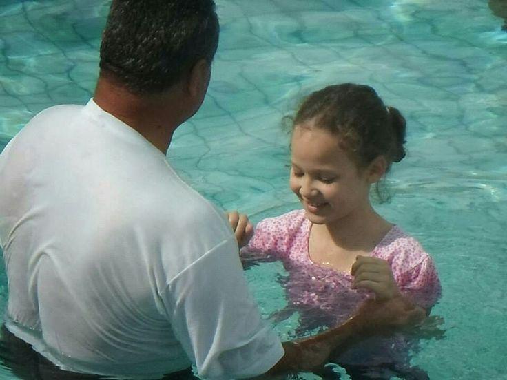Batismo. Mairiporã - SP.