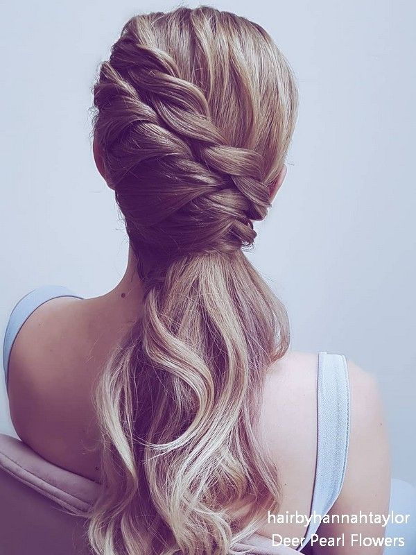 20 Long Wedding Hairstyles from Hair By Hannah Taylor