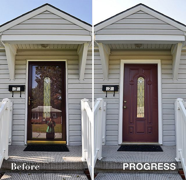 Cleaning Storm Door : Best images about landscaping on pinterest steel