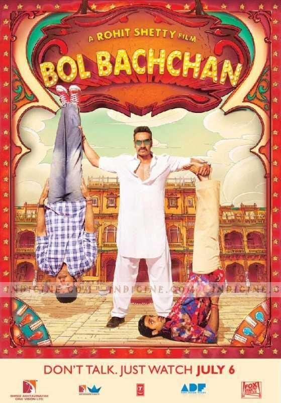 Bol Bachchan (2012) movie