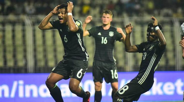 FIFA U-17 World Cup No Goliaths safe here - The Indian Express #757Live......