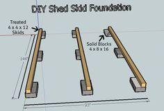 pre built sheds smart foundations - Sök på Google