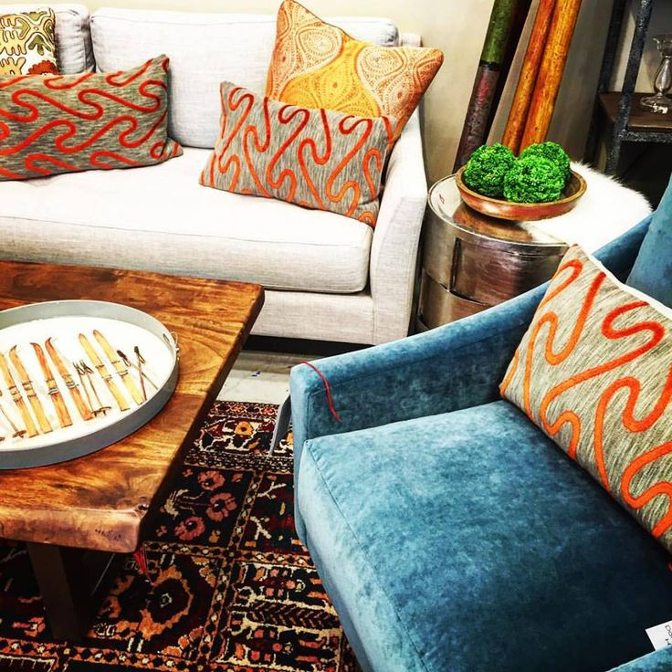Grab and throw and throw yourself onto something cozy. www.darbyroad.com