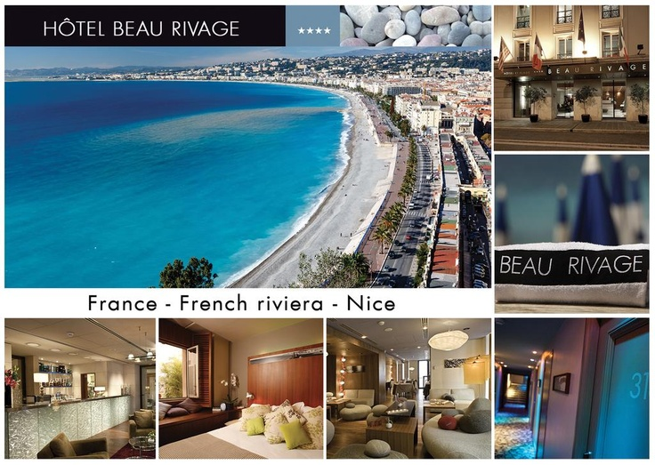 Hotel Beau Rivage , Nice, France Near ocean and historic district.  also 1 mile from train station.