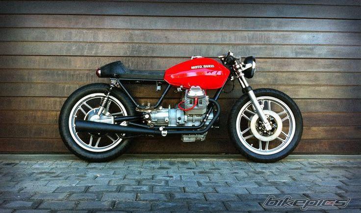 View dalebest's 1979 Moto Guzzi V 50 on bikepics.com, the world's largest motorcycle sharing website.