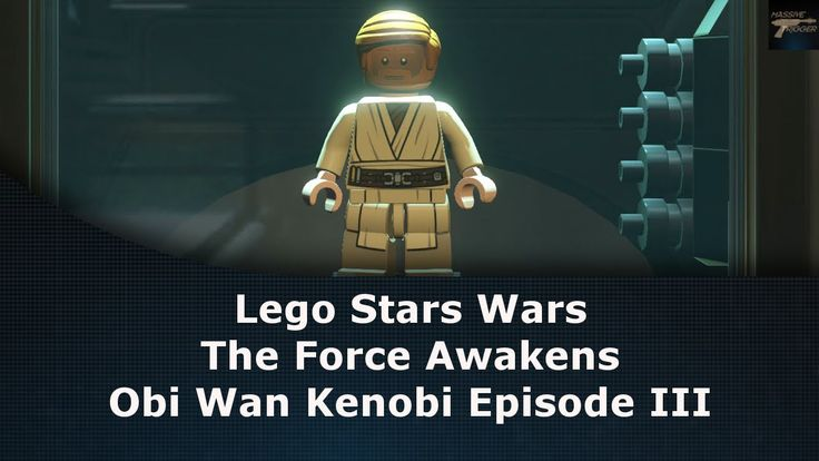 Lego Star Wars The Force Awakens Obi Wan Kenobi Episode III Unlock Location