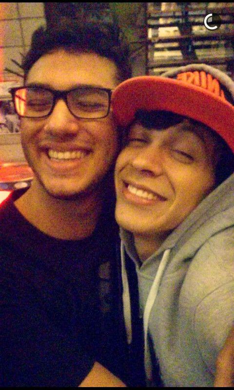 K fofos Julio e Daniel