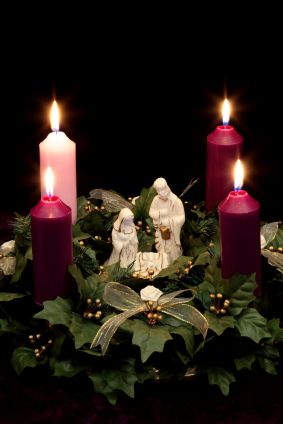 Advent Wreath Prayers