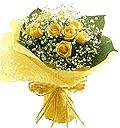 Send online Yellow rose bouquet to Mumbai. Available at : www.mumbaiflowersdelivery.com/flowers/thanks-you-flowers.html