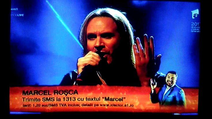 "Marcel Rosca & Alin Oprea - Duet Finala X Factor 2016 - ""Singur"""