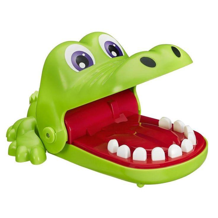 Elefun & Friends Crocodile Dentist Game