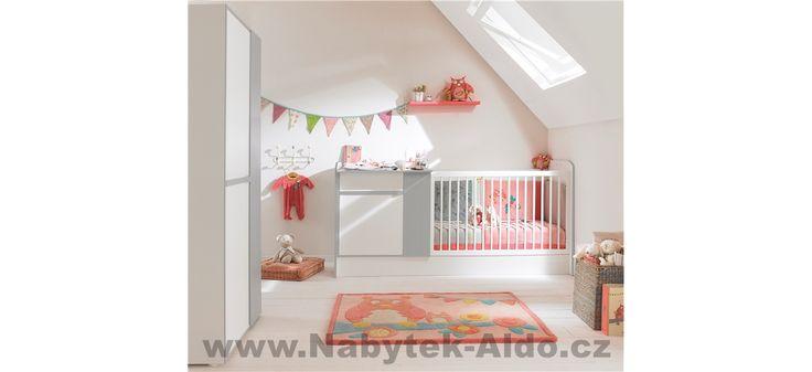 Dětský pokoj pro miminko i školáka Clapotis P0M.605-173