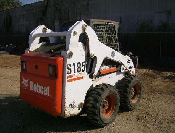 2007 Bobcat S185 Pre-Owned Inventory from Bobcat of Springfield, MO