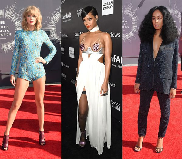 During the course of a year, there are so many splashy celeb events that require fancy, show-stopping duds, it's no wonder that as we near the end of 2014, it's easy to forget what everyone...