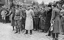 Józef Piłsudski in Poznan