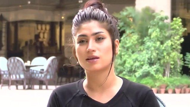 Qandeel Baloch interview 7th July - murdered 15th July